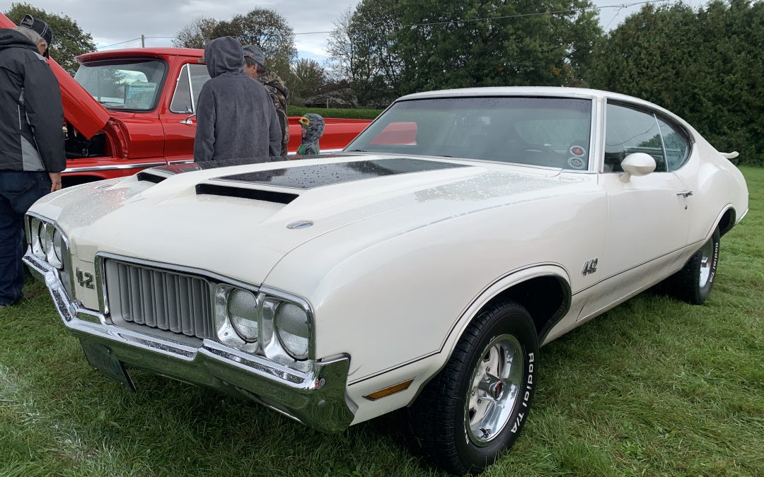 2021 10 19 posting – Pumpkinfest Car Show, Waterford, On, held October 17, 2021