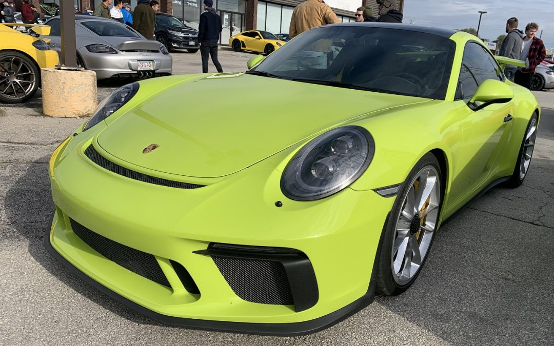 2021 10 24 posting – Collector Car Canada, Mantis Autosport and PTN – Cars & Coffee, Oakville, On, held October 23, 2021